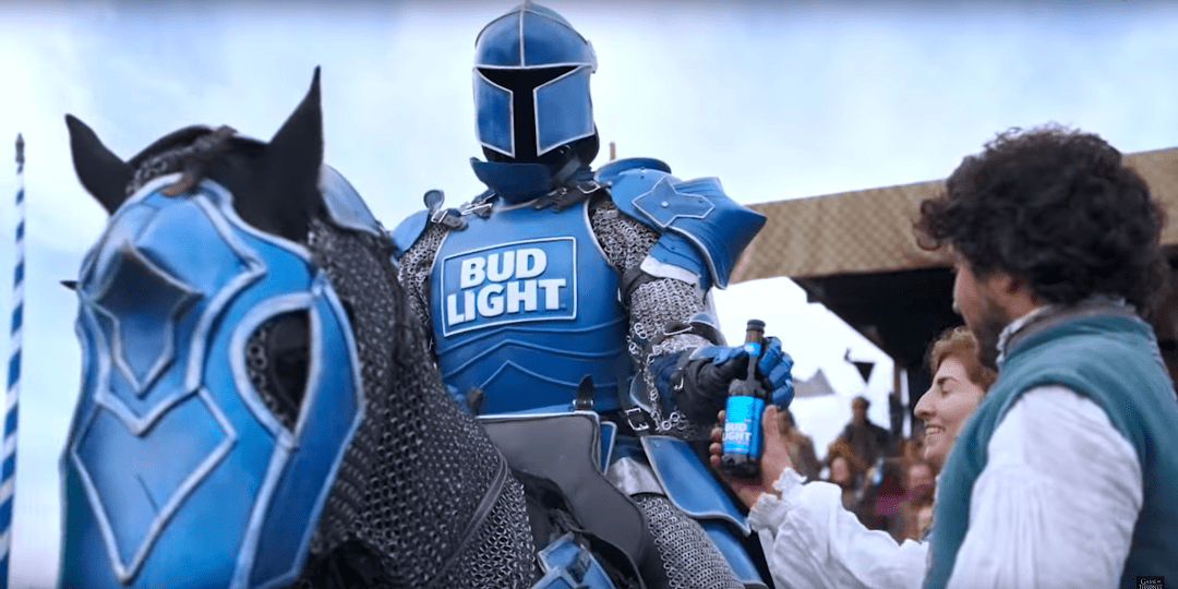 Bud Light Dilly Dilly Campaign