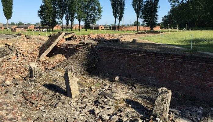 Jewish Ghetto Ruins