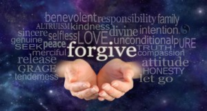 A time for forgiveness