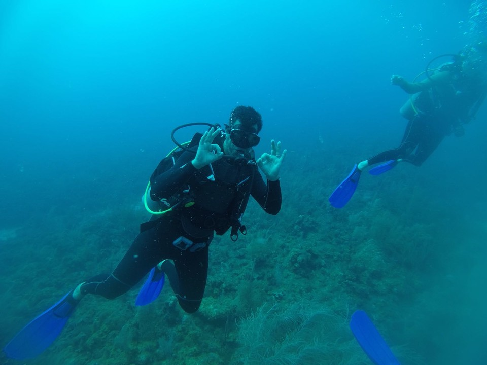 Jeff Freedman Scuba Diving