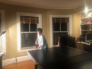 A Bit of Ping Pong