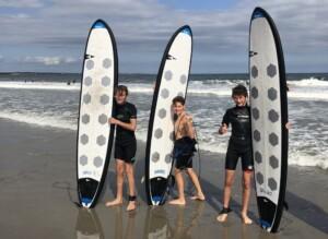 Let's surf!
